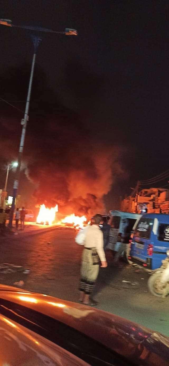 عاجل : دوي انفجار يهز الشيخ عثمان (تفاصيل)