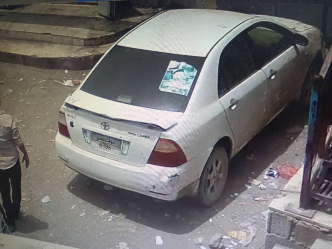 عصابة مسلحة تعتدي على الدكتور فوزي البكري و تنهب سيارته و 15 مليون في العاصمة عدن