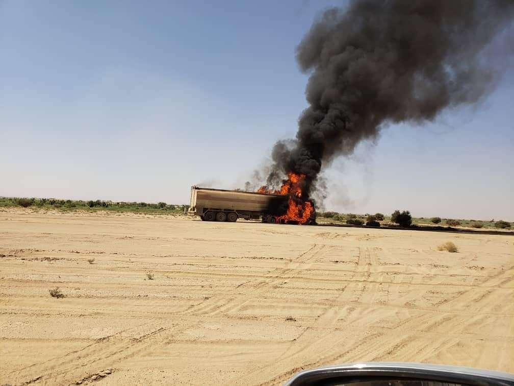 يحدث الان.. هجوم واسع للحوثيين في مأرب