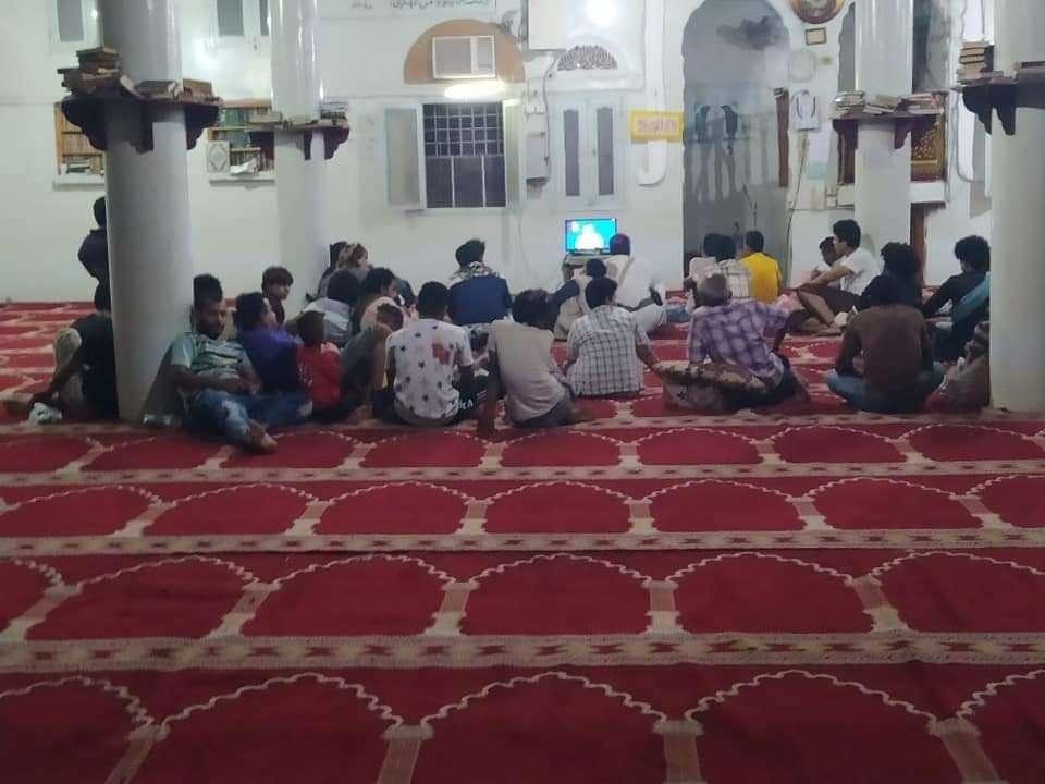 شاهد بالصور .. كيف تحولت بعض مساجد الحديدة!