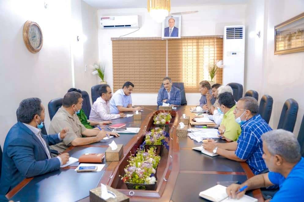 إجتماع في عدن يناقش الإستعدادات الجارية لاستقبال عيد الفطر المبارك