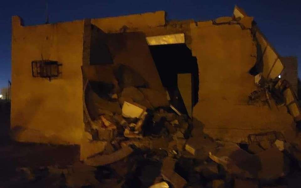 صور .. لضحايا مدنيين سقطوا جراء القصف الحوثي الهستيري على مأرب