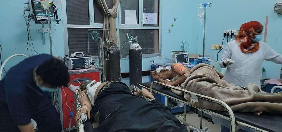 عاجل : اول تعليق للحكومة الشرعية عن مجزرة مأرب
