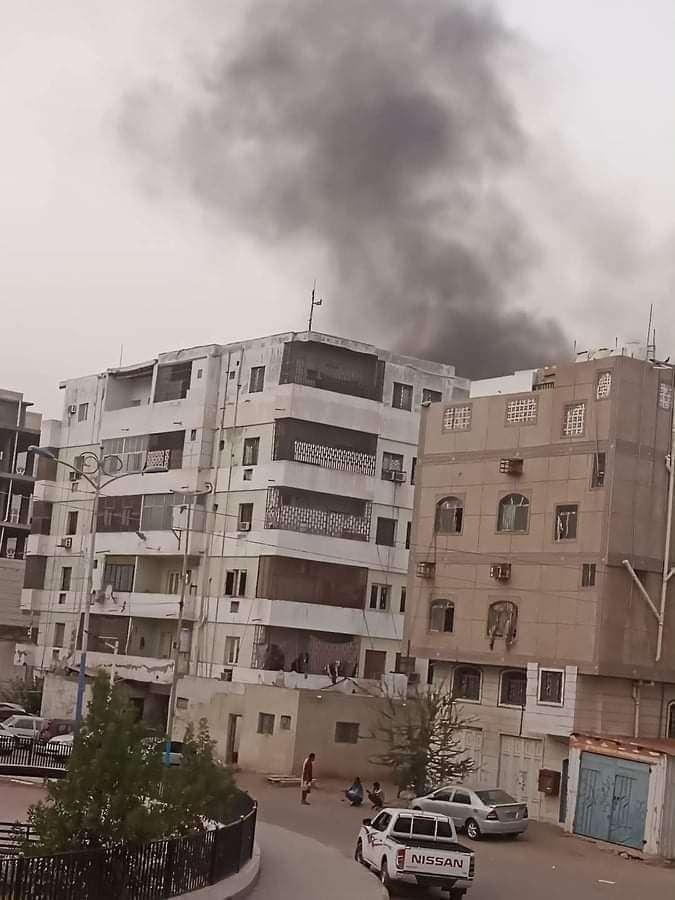 خسائر مادية بالملاييين حصيلة أولية لإشتباكات الشيخ عثمان
