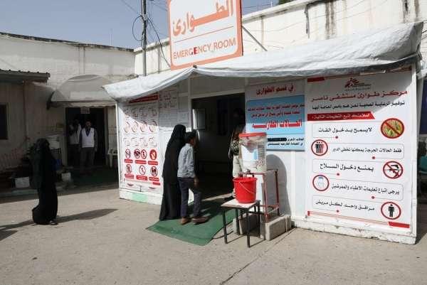 """""""أطباء بلا حدود"""" تدعو اليمنيين إلى توخي الحذر من كورونا وتحذر من موجات جديدة للوباء"""