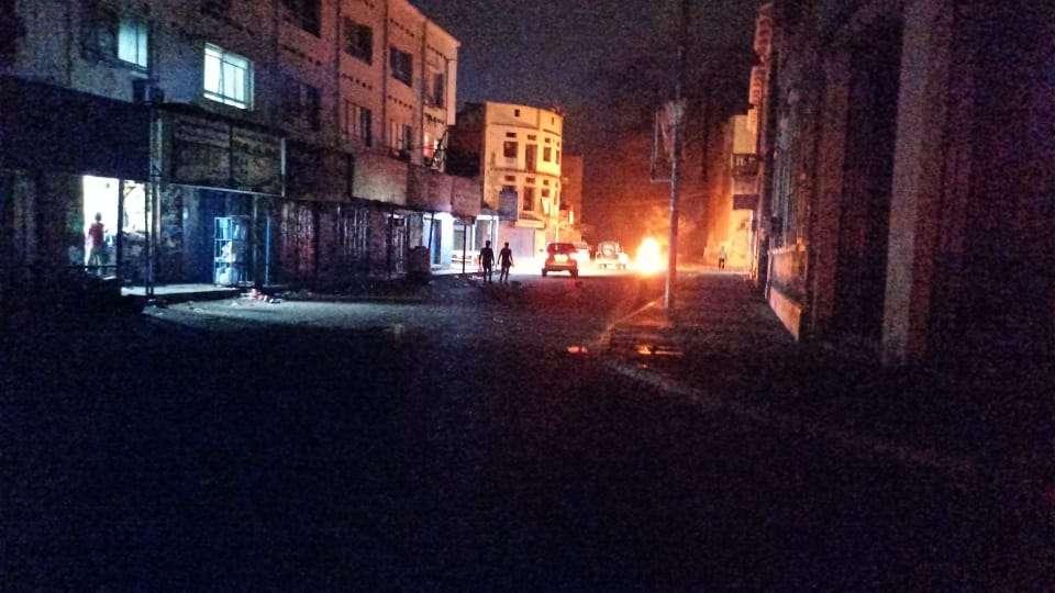 هدوء حذر يسود العاصمة عدن بعد ليلة عاصفة