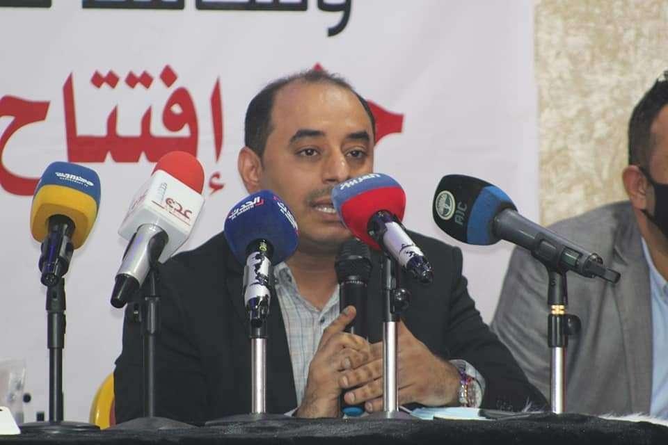 نائب رئيس الجمعية الكويتية للإغاثة يتحدث عن مصنع الأوكسجين الطبي بعدن