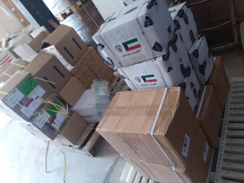 الإمداد الدوائي يرفد محافظة البيضاء ومؤسسة السرطان عدن بالأدوية والمستلزمات الطبي