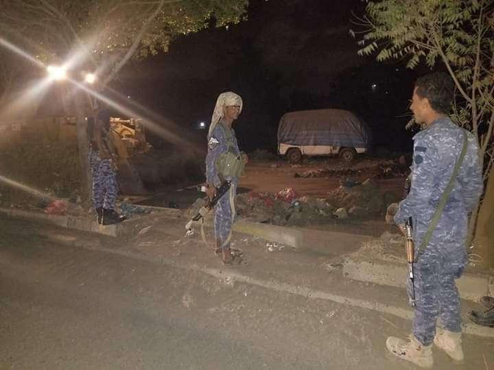 كريتر سكاي ينشر تفاصيل جديدة عن الاشتباكات بشارع جمال في تعز