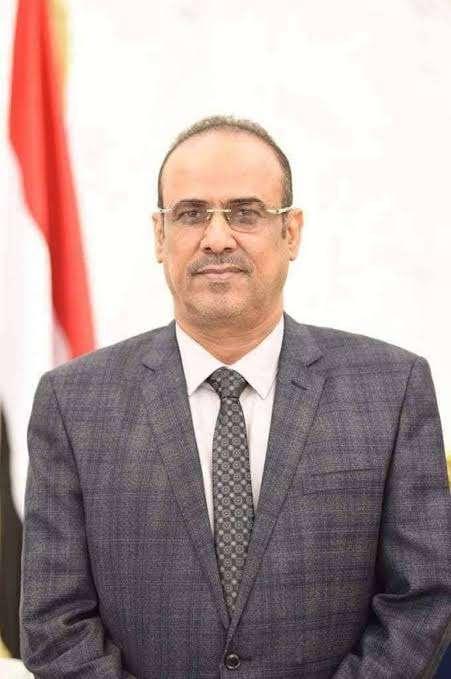 الميسري يعزي في وفاة المهندس علي محسن المنتصر