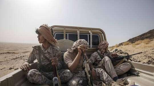 التحالف العربي يعلن عن تصفيته أكثر من 165 مقاتلا حوثيا في مأرب