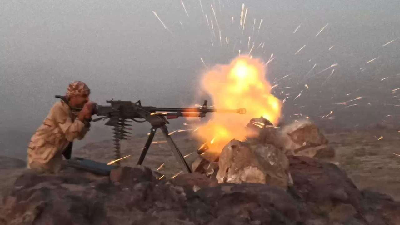 احتدام المعارك بين قوات الجيش والحوثيين في مأرب
