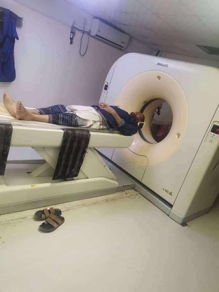 طقم أمني يدهس ناشط مدني في عدن